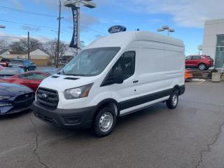 New 2020 Ford Transit 250 Cargo Van 148 WB - High Roof - Sliding Pass.side Cargo for sale in Hamilton, ON