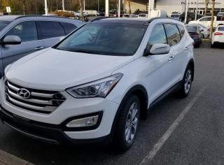 Used 2013 Hyundai Santa Fe Sport 2.0T SE ACCIDENT FREE for sale in Abbotsford, BC