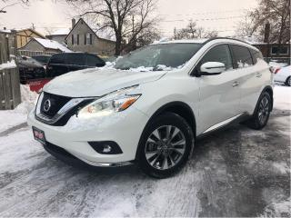 Used 2016 Nissan Murano SV | Panoroof | Nav | Htd Seats | FWD for sale in St Catharines, ON