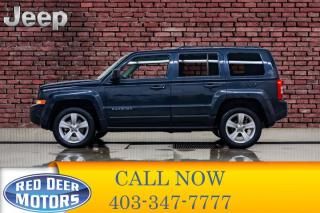 Used 2014 Jeep Patriot 4x4 North Roof for sale in Red Deer, AB