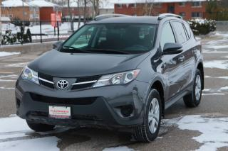 Used 2015 Toyota RAV4 LE LOW KMs | ONLY 40K | CERTIFIED for sale in Waterloo, ON
