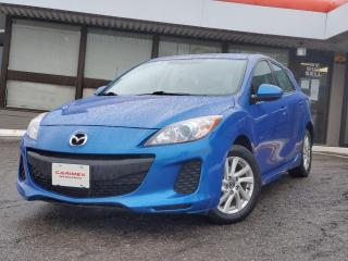 Used 2013 Mazda MAZDA3 GS-SKY Heated Seats | Bluetooth | LOW KMs | CERTIFIED for sale in Waterloo, ON