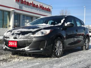 Used 2013 Mazda MAZDA3 GX Low KM! Accident Free! for sale in Waterloo, ON