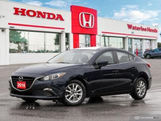 Used 2016 Mazda MAZDA3 GS Accident Free! One Owner! for sale in Waterloo, ON