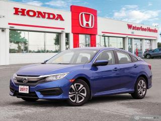 Used 2017 Honda Civic LX Sold Pending Customer Pick Up! for sale in Waterloo, ON