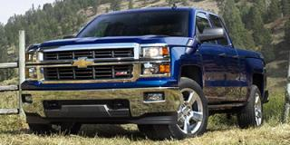 Used 2015 Chevrolet Silverado 1500 for sale in Barrie, ON