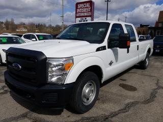 Used 2016 Ford F-250 XL 6.7L DIESEL !! for sale in Cambridge, ON