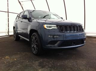 New 2020 Jeep Grand Cherokee Overland OVERLAND HIGH ALTITUDE 4X4 for sale in Ottawa, ON