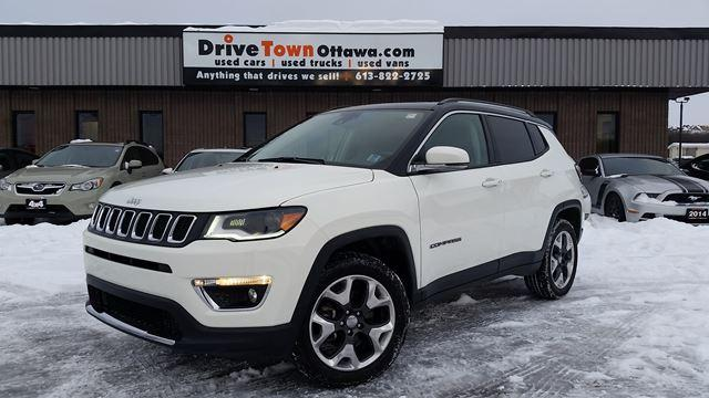 2018 Jeep Compass LIMITED 4X4 **BEST PRICE**90 Days no Payments**