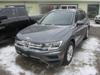 Used 2019 Volkswagen Tiguan ALL-WHEEL DRIVE S-EDITION 5 PASSENGER 2.0L - TURBO.. SELEC-TERRAIN SHIFTING.. HEATED SEATS.. BACK-UP CAMERA.. BLUETOOTH SYSTEM.. for sale in Bradford, ON