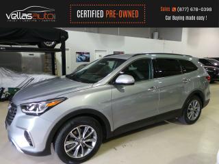 Used 2018 Hyundai Santa Fe XL Premium PREMIUM| 7PASS| HEATED SEATS for sale in Vaughan, ON