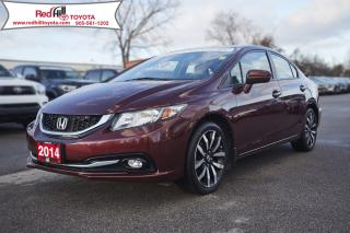 Used 2014 Honda Civic Touring for sale in Hamilton, ON