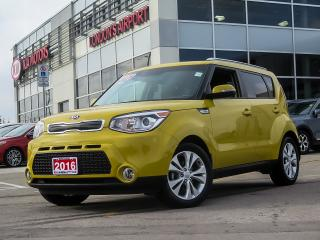 Used 2016 Kia Soul EX Plus for sale in London, ON