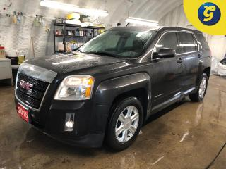 Used 2015 GMC Terrain SLE * AWD * Chevy mylink touch screen * On star * Heated mirrors * Hands free steering wheel controls * Phone connect * Voice recognition * Keyless en for sale in Cambridge, ON