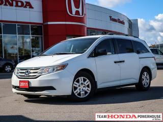Used 2011 Honda Odyssey LX for sale in Milton, ON