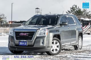 Used 2013 GMC Terrain AWD RCam Certified CleanCarfax Autostart Financing for sale in Bolton, ON