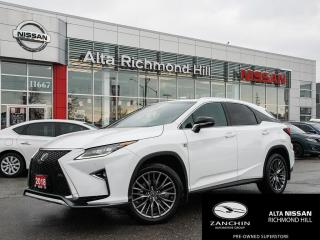Used 2018 Lexus RX 350 8A for sale in Richmond Hill, ON
