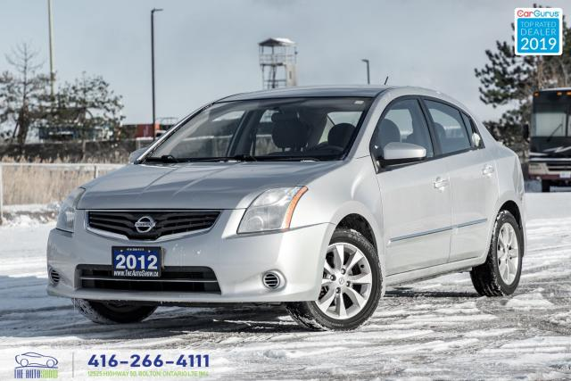 2012 Nissan Sentra 1 owner Serviced Certified Detailed Mint Financing