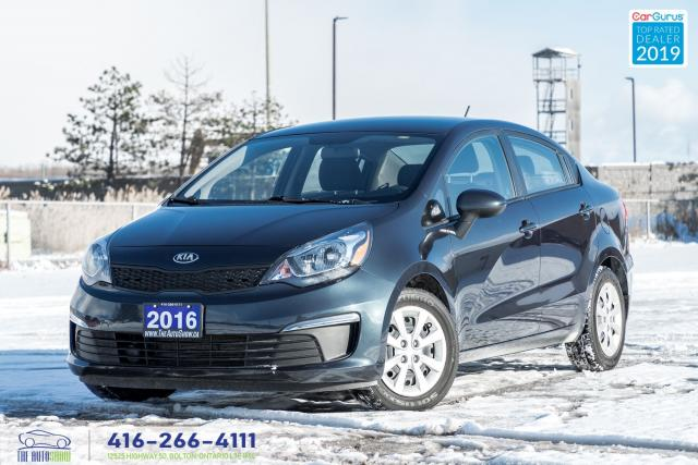 2016 Kia Rio EX Auto 1Owner Certified Warranty Serviced Finance