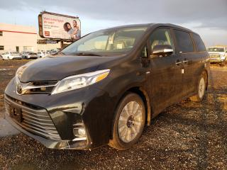 New 2020 Toyota Sienna XLE 7-Passenger for sale in Etobicoke, ON