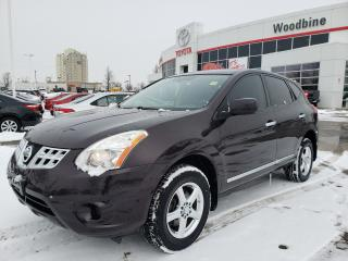 Used 2011 Nissan Rogue NO ACCIDENTS for sale in Etobicoke, ON