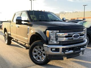 Used 2017 Ford F-250 Lariat HEATED SEATS, REVERSE CAMERA for sale in Midland, ON