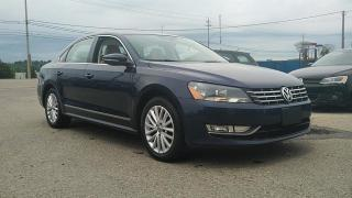 Used 2012 Volkswagen Passat 4DR SDN 2.0 TDI DSG COMFORTLINE for sale in Kitchener, ON