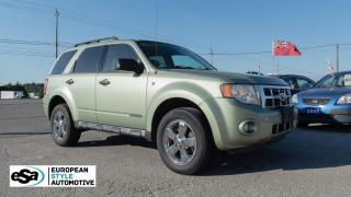 Used 2008 Ford Escape 4WD 4dr V6 XLT for sale in Kitchener, ON