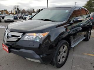 Used 2009 Acura MDX AWD 4dr Elite Pkg for sale in Scarborough, ON