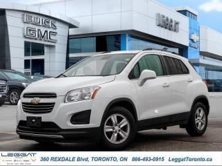 Used 2016 Chevrolet Trax LT  -  Remote Start -  Bluetooth for sale in Etobicoke, ON