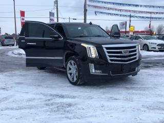 Used 2016 Cadillac Escalade PREMIUM for sale in London, ON