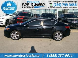 Used 2014 Acura ILX Sunroof, Bluetooth, Alloys, Cruise, Tint for sale in Whitby, ON