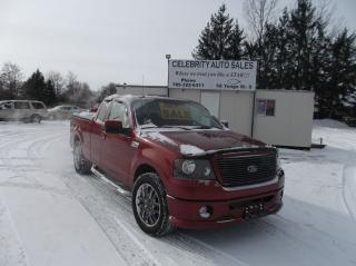Used 2008 Ford F-150 E CAB FX2 for sale in Elmvale, ON