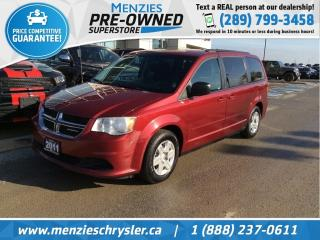 Used 2011 Dodge Grand Caravan SXT, Bluetooth, Sirius XM, Full STO N Go Seating for sale in Whitby, ON