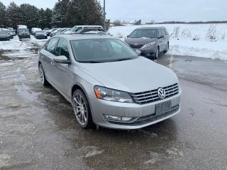 Used 2012 Volkswagen Passat 2.0 TDI DSG Highline sunroof backup for sale in Waterloo, ON