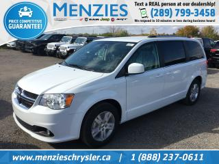 New 2019 Dodge Grand Caravan Crew Plus for sale in Whitby, ON