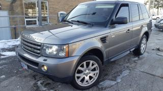 Used 2009 Land Rover Range Rover Sport HSE for sale in Etobicoke, ON