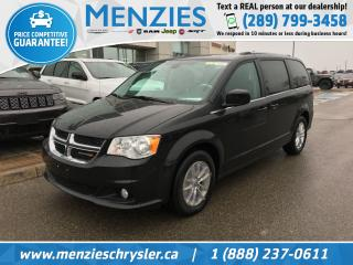 New 2019 Dodge Grand Caravan SXT Premium Plus for sale in Whitby, ON