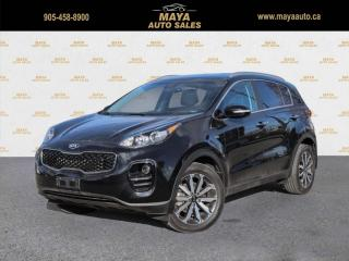 Used 2018 Kia Sportage EX AWD Extra clean, no accidents for sale in Brampton, ON