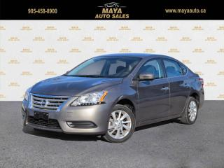 Used 2015 Nissan Sentra SV for sale in Brampton, ON