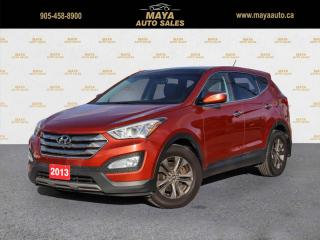 Used 2013 Hyundai Santa Fe Sport 2.4 AWD Luxury for sale in Brampton, ON
