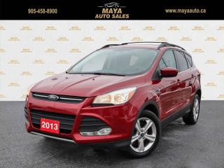 Used 2013 Ford Escape SE FWD Safety certified for sale in Brampton, ON