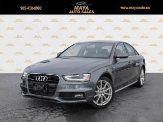 Used 2016 Audi A4 2.0T Progressive Plus S line Low kms, no accidents for sale in Brampton, ON