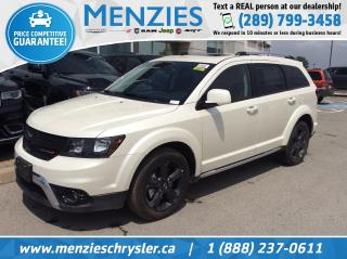 New 2019 Dodge Journey Crossroad AWD for sale in Whitby, ON