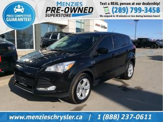 Used 2015 Ford Escape SE AWD, Bluetooth, Cam, Alloys, Clean Carfax for sale in Whitby, ON