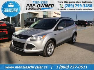 Used 2013 Ford Escape SE, Bluetooth, Sirius, Alloys, Clean Carfax for sale in Whitby, ON