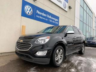 Used 2016 Chevrolet Equinox LTZ AWD - LEATHER / LOADED for sale in Edmonton, AB