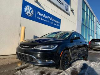 Used 2015 Chrysler 200 LIMITED - HEATED SEATS / LOADED for sale in Edmonton, AB