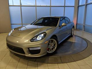 Used 2014 Porsche Panamera GTS | CPO | Ext. Warranty for sale in Edmonton, AB
