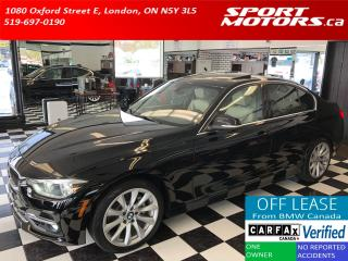 Used 2016 BMW 3 Series 328i xDrive+Xenons+GPS+Camera+Sensors+New Brakes for sale in London, ON